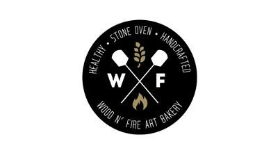 Wood N Fire Bakery Logo